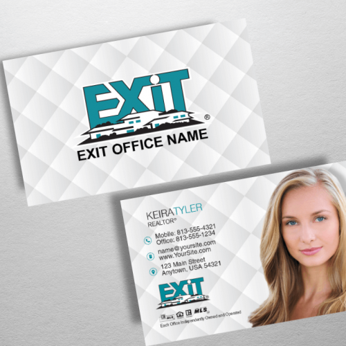 Exit Realty Business Card Templates