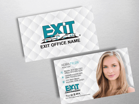 Exit Realty Business Card Exr201
