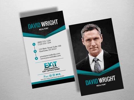 Exit realty business cards exit realty business card style exr214 exit realty business card style exr207 reheart Images