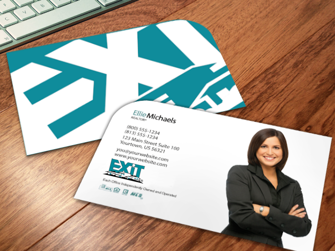 Modern exit realty card designs exit realty business cards modern exit realty card designs colourmoves