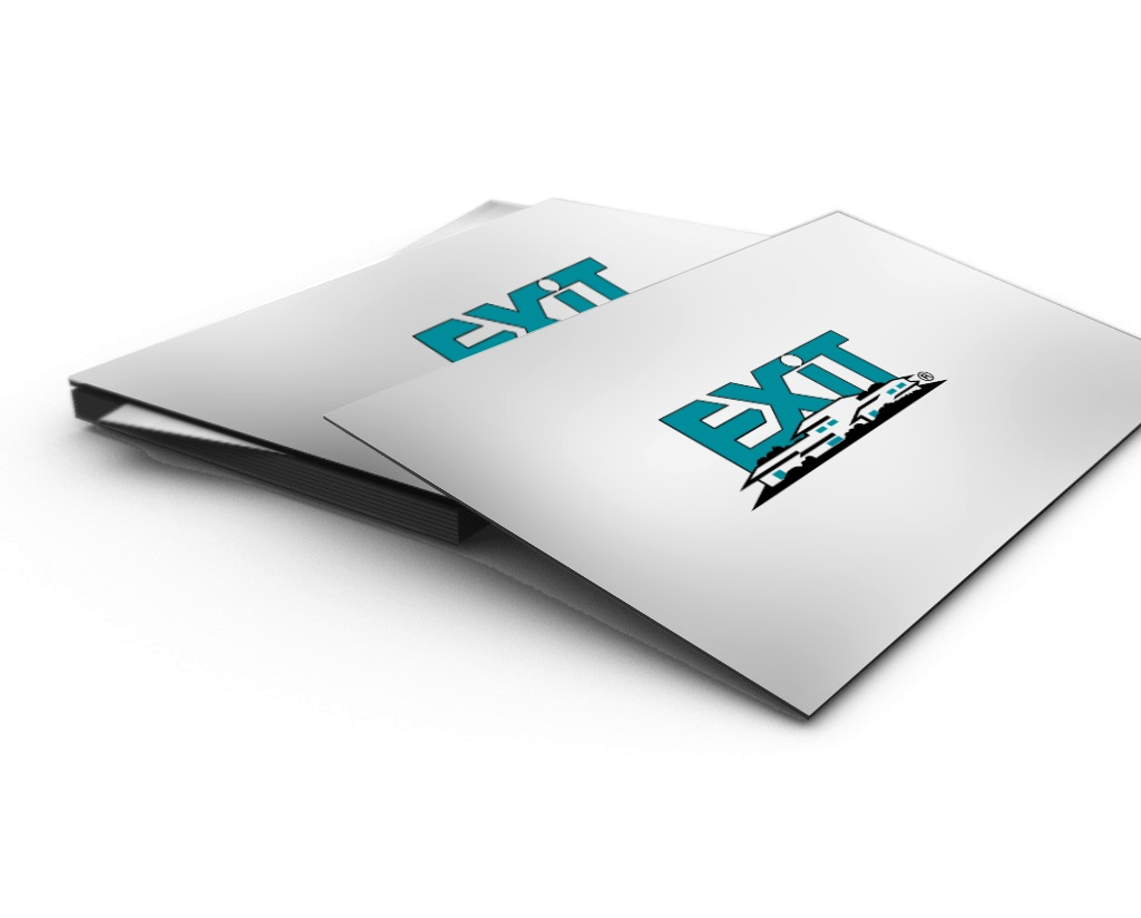 Business Card Magnets Exit Realty Business Cards