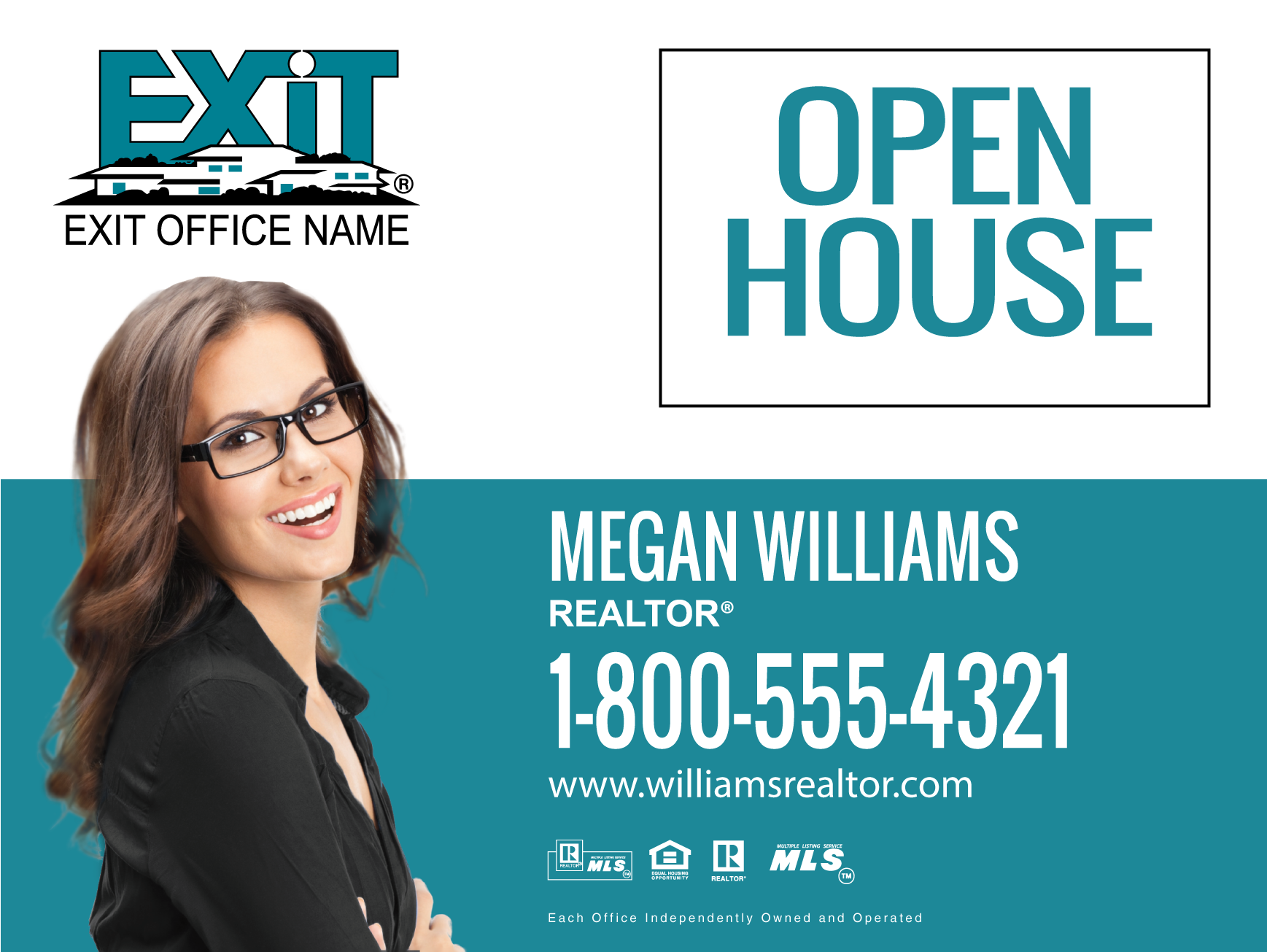 Luxury Photograph Of Exit Realty Business Cards – Business Cards and ...