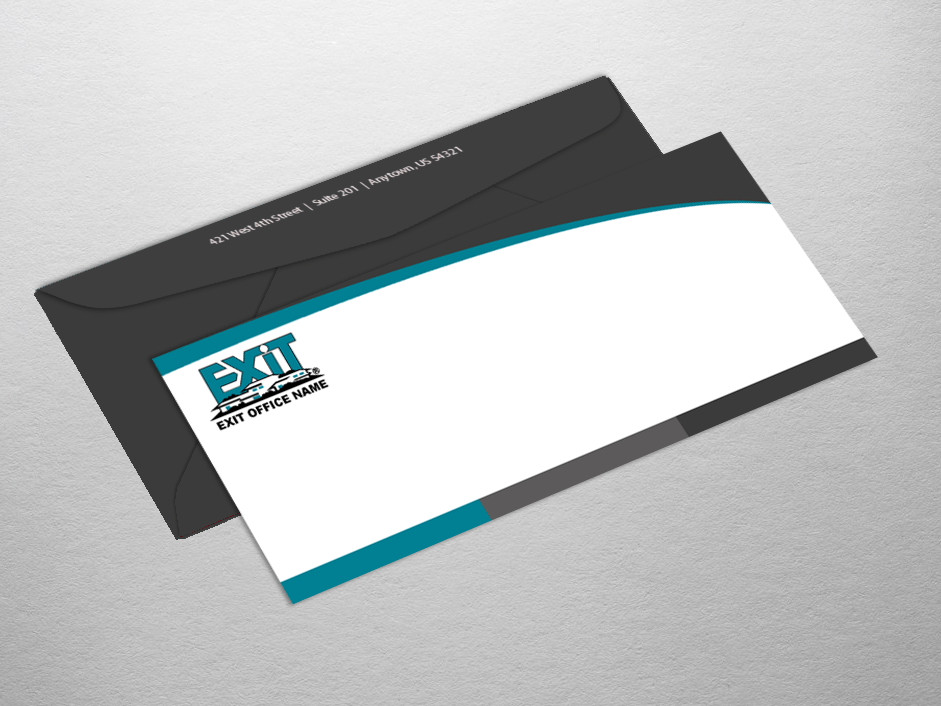 Order exit envelopes free shipping design templates exit exit realty envelope exr02 reheart Image collections