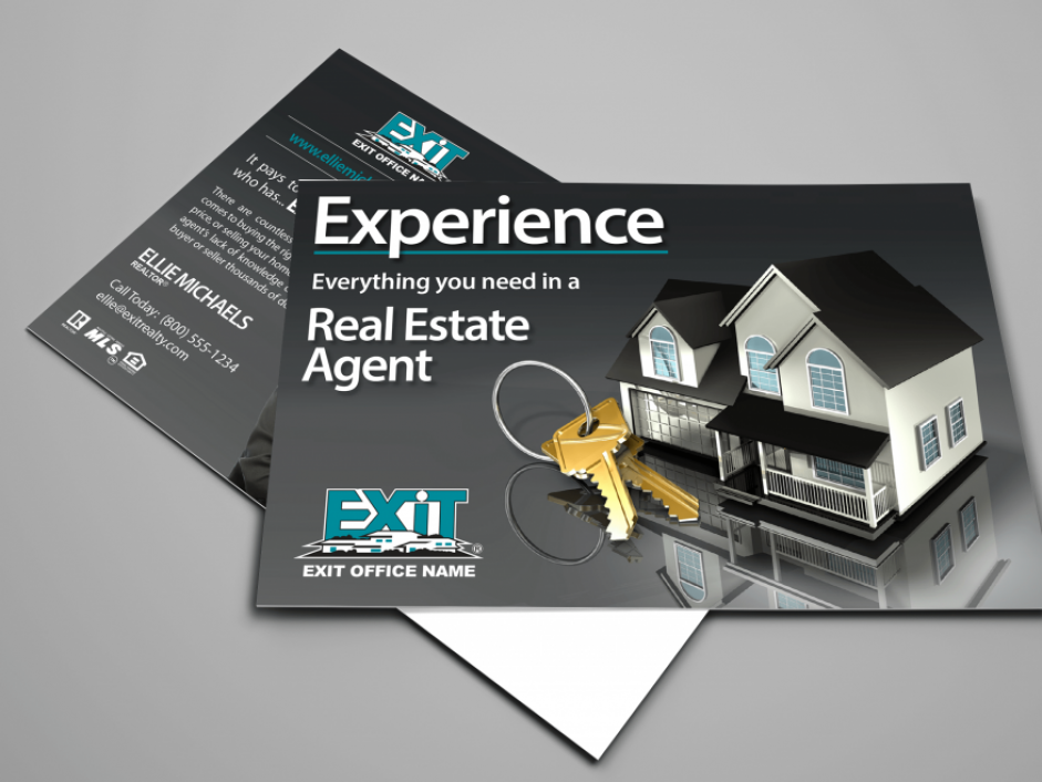 Exit Realty Business Cards | Product Tags | postcard